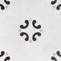 Płytki Fioranese Cementine Black&White W_3 20x20 Rett.Gat.1