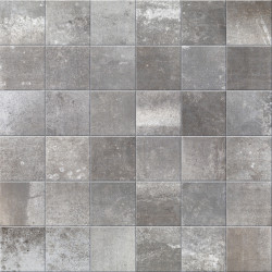 Płytki Gambini Hemisphere Mosaico Steel 30x30 Rett.Gat.1