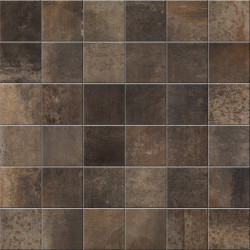 Płytki Gambini Hemisphere Mosaico Copper 30x30 Rett.Gat.1
