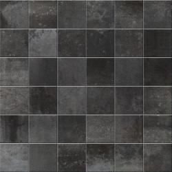 Płytki Gambini Hemisphere Mosaico Iron 30x30 Rett.Gat.1