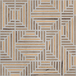 Płytki Sant'Agostino Form Decor Maze 90x90 Naturale.Gat.1
