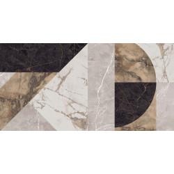 Płytki ARIANA Epoque Decor Abstract 60x120 Ret  Gat.1