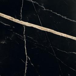 Płytki Fioranese Sound of Marbles Nero Fondo 74x74 Lucid/Ret. gat.1