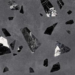 Płytki Ergon Ceramica Medley Rock Dark Grey 60x60 Nat/Ret  gat.1