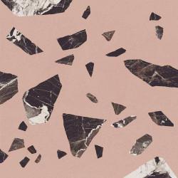 Płytki Ergon Ceramica Medley Rock Pink 90x90 Nat/Ret  gat.1